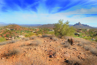 Fountain Hills Residential Lots & Land For Sale: 15835 E Firerock Country Club Drive