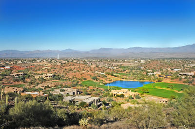 Fountain Hills Residential Lots & Land For Sale: 9115 N Vista Verde Court