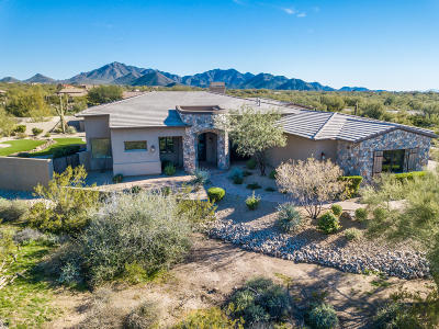 Scottsdale Single Family Home For Sale: 25079 N 89th Street