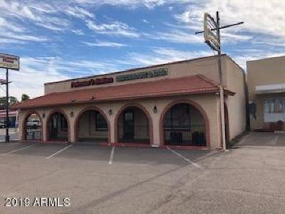 Commercial For Sale: 11007 W Buckeye Road