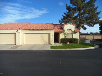 Mesa Condo/Townhouse For Sale: 1021 S Greenfield Road #1030