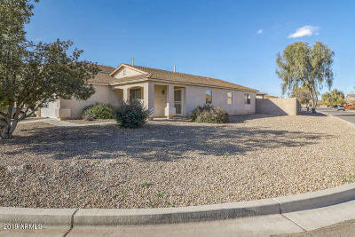 San Tan Valley Single Family Home For Sale: 1314 E Renegade Trail