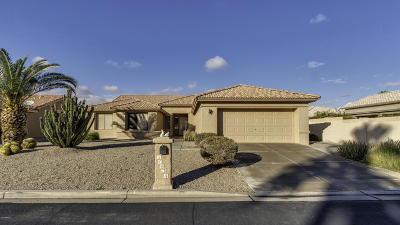 Sun Lakes Single Family Home For Sale: 10234 E Champagne Drive