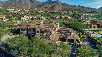Scottsdale AZ Single Family Home For Sale: $7,950,000