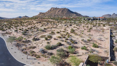 Scottsdale AZ Residential Lots & Land For Sale: $500,000