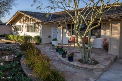 Scottsdale Single Family Home For Sale: 5902 E Edgemont Avenue