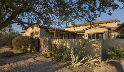 Scottsdale Single Family Home For Sale: 8212 E Tortuga View Lane