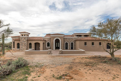Scottsdale Single Family Home For Sale: 7254 E Sonoran Trail