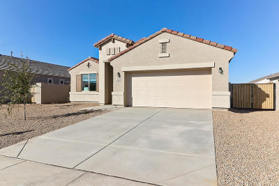 Maricopa Single Family Home For Sale: 41022 W Crane Drive