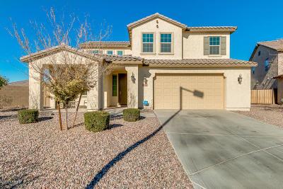 Buckeye Single Family Home For Sale: 626 S 196th Circle