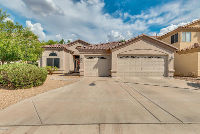 Chandler Rental For Rent: 1125 W Mulberry Drive