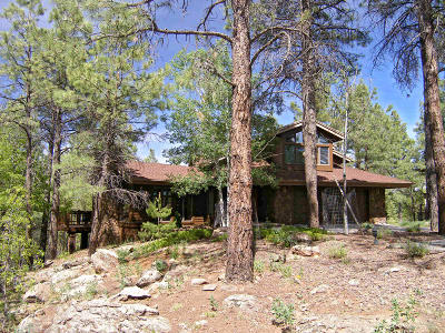 Flagstaff Single Family Home For Sale: 4762 Griffiths Spring