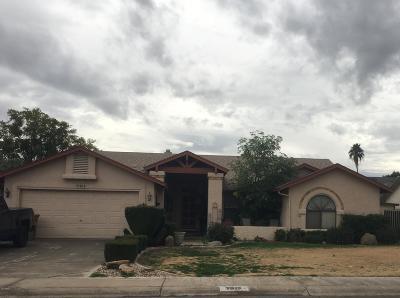 Peoria Single Family Home For Sale: 7819 W Surrey Avenue