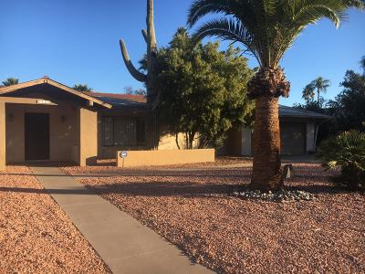 Scottsdale Rental For Rent: 5524 E Cactus Road