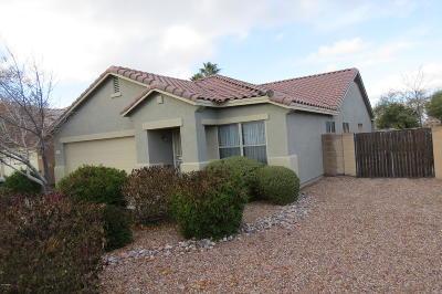 Casa Grande Single Family Home For Sale: 592 W Barrus Street