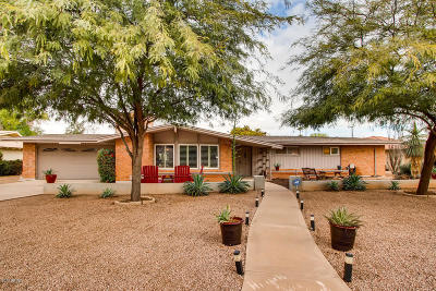 Tempe Single Family Home For Sale: 336 E Fairmont Drive