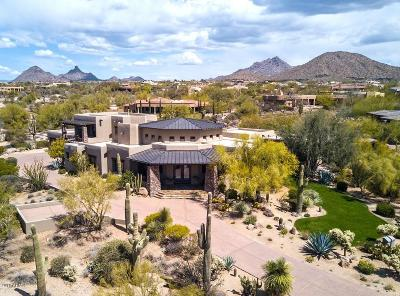 Scottsdale Single Family Home For Sale: 9290 E Thompson Peak Parkway