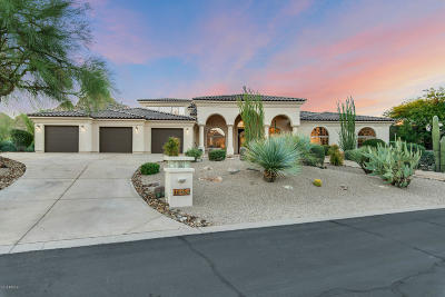 Scottsdale Single Family Home For Sale: 10452 E Quartz Rock Road