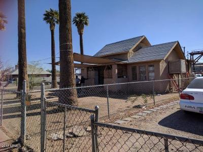 Phoenix Single Family Home For Sale: 2103 W Madison Street