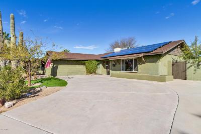 Scottsdale Single Family Home For Sale: 8708 E Arlington Road