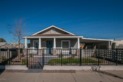 Phoenix Multi Family Home For Sale: 1026 Pierce Street