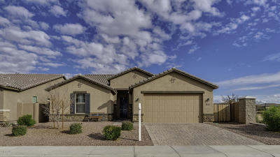 Queen Creek Single Family Home For Sale: 35509 N Kelsee Drive