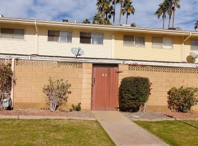 Prescott, Prescott Valley, Glendale, Phoenix, Surprise, Anthem, Avondale, Chandler, Goodyear, Litchfield Park, Mesa, Peoria, Scottsdale Condo/Townhouse For Sale: 8210 E Garfield Street #K-6