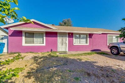 Phoenix Single Family Home For Sale: 6734 W Virginia Avenue
