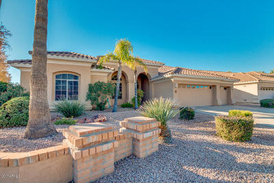 Scottsdale Single Family Home For Sale: 6157 E Anderson Drive
