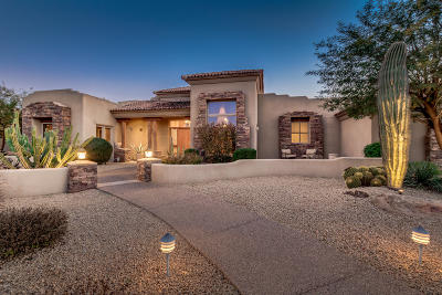 Scottsdale AZ Single Family Home For Sale: $1,595,900