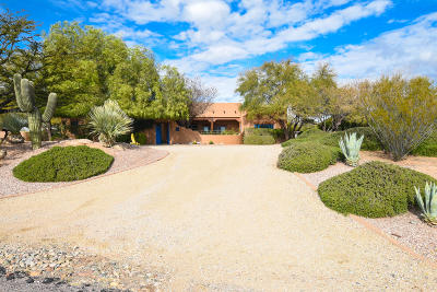 Wickenburg Single Family Home For Sale: 2070 Middle Mesa Road