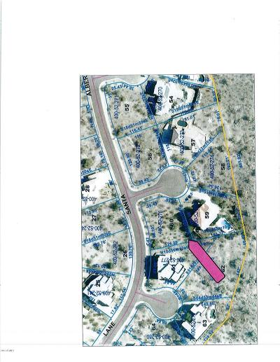 Goodyear Residential Lots & Land For Sale: 18281 W Santa Alberta Lane