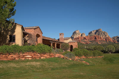 Sedona Single Family Home For Sale: 50 Canyon Vista Road