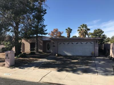 Gilbert Single Family Home For Sale: 714 N Evergreen Street