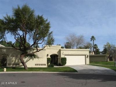 Scottsdale Single Family Home For Sale: 8182 E Del Caverna Drive