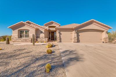 Cave Creek Single Family Home For Sale: 31174 N 59th Street