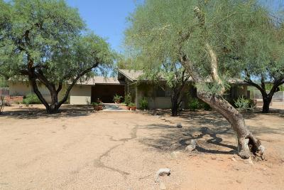 Scottsdale Single Family Home For Sale: 11420 N Sundown Drive