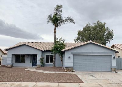 Phoenix Single Family Home For Sale: 8539 W Hazelwood Street