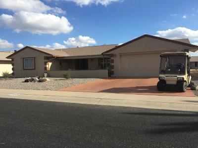 Sun City Single Family Home For Sale: 15805 N Nicklaus Lane