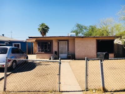 Phoenix  Single Family Home For Sale: 3106 W Melvin Street
