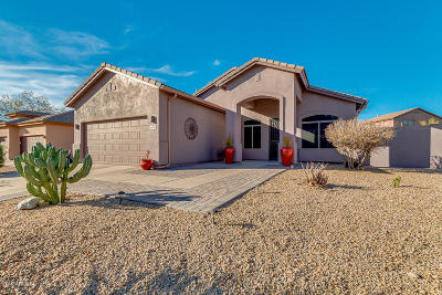 Gold Canyon Single Family Home For Sale: 4972 S Las Mananitas Trail
