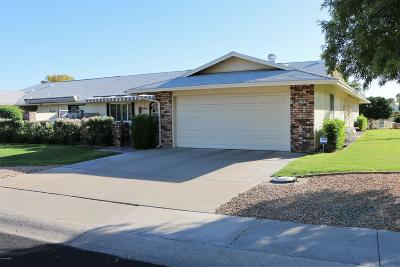 Sun City West Gemini/Twin Home For Sale: 12807 W Copperstone Drive