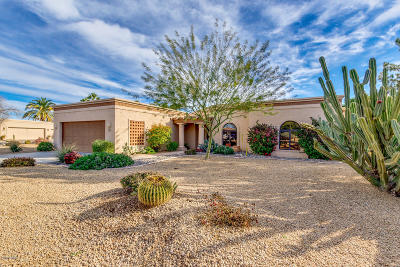 Rio Verde Single Family Home For Sale: 26023 N Agave Drive