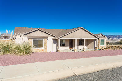 Dewey, Humboldt Single Family Home For Sale: 10018 E Old Black Canyon Highway