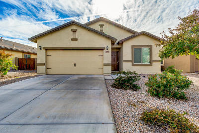 Maricopa Single Family Home For Sale: 39955 W Pryor Lane