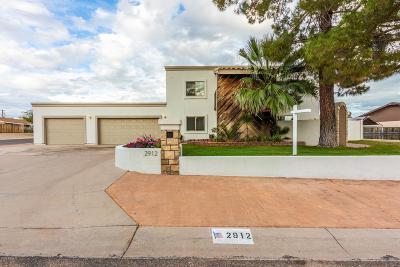 Phoenix Single Family Home For Sale: 2912 E Voltaire Avenue