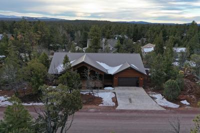 Lakeside Single Family Home For Sale: 2177 Rim Road