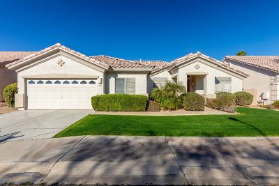 Single Family Home For Sale: 3640 S Vista Place