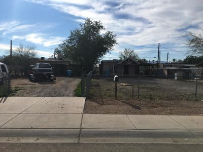Phoenix Single Family Home For Sale: 141 W Jones Avenue