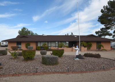 Phoenix Single Family Home For Sale: 35839 N 11th Avenue
